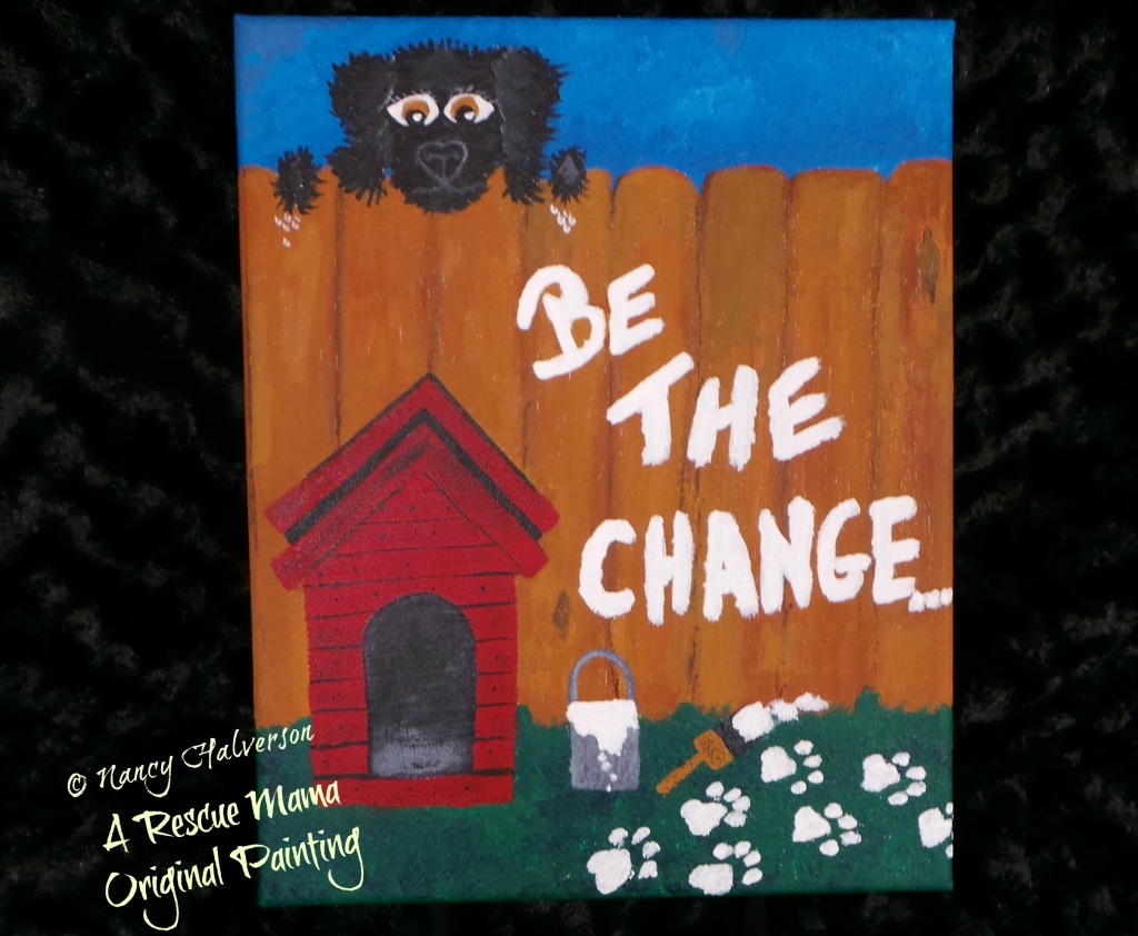 be the change imprint