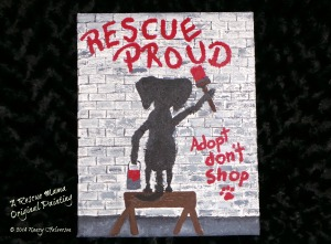 rescue proud imprint