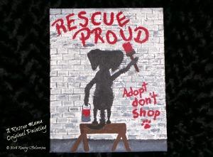 rescue proud imprint