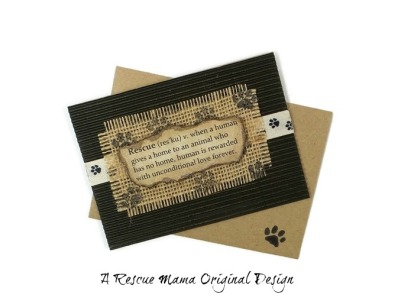 Pet Rescue Card
