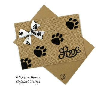 Dog Sympathy Card, Cat Sympathy Card, Cat Condolence Card, Dog Condolence Card, Loss of Dog, Loss of Cat